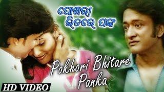 POKHORI BHITARE PANKA Romantic Song Gobinda Chandra SARTHAK MUSIC Sidharth TV