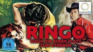 Ringo, such dir einen Platz zum Sterben (Western | deutsch)
