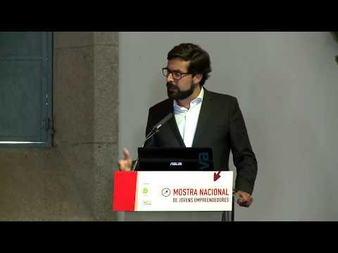 1ª Mostra Nacional Jovens Empreendedores - Sessão de Encerramento - Ricardo Carvalho