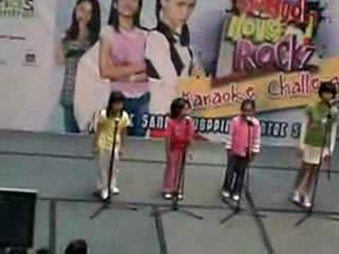 Kids Central karaoke Challenge 2008