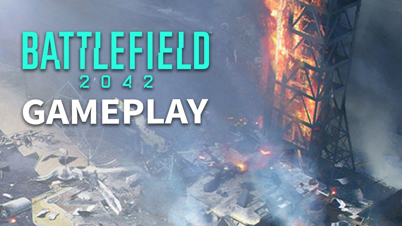 Battlefield 2042 beta hands-on  Flying into the tornado