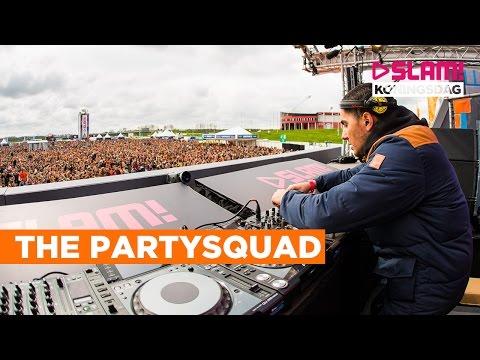 The Partysquad (Full live-set) | SLAM! Koningsdag 2016