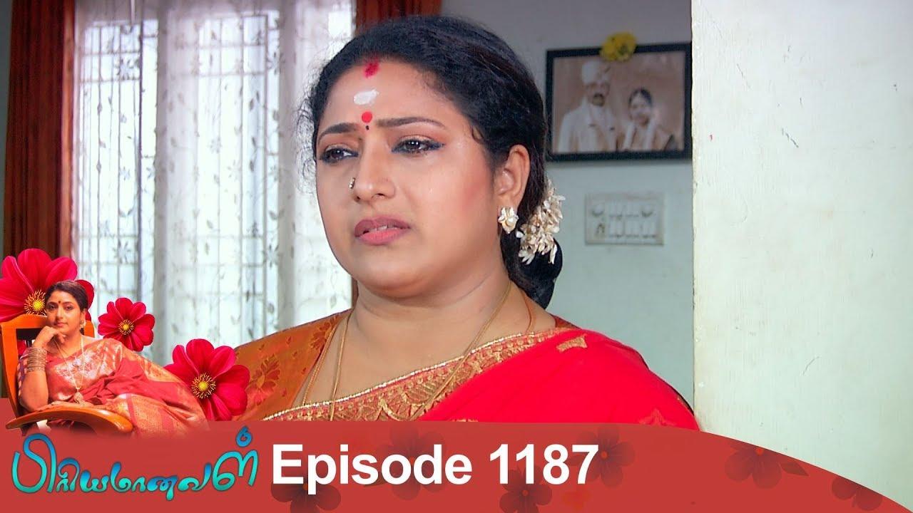 Priyamanaval Episode 1187, 05/12/18