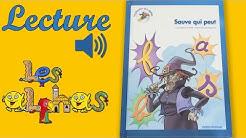 Lecture du livre A la poursuite des Alphas - Sauve qui peut