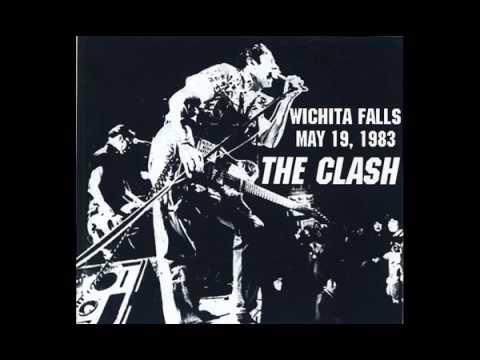 The Clash 19, 05, 1983 Wichita Falls TX