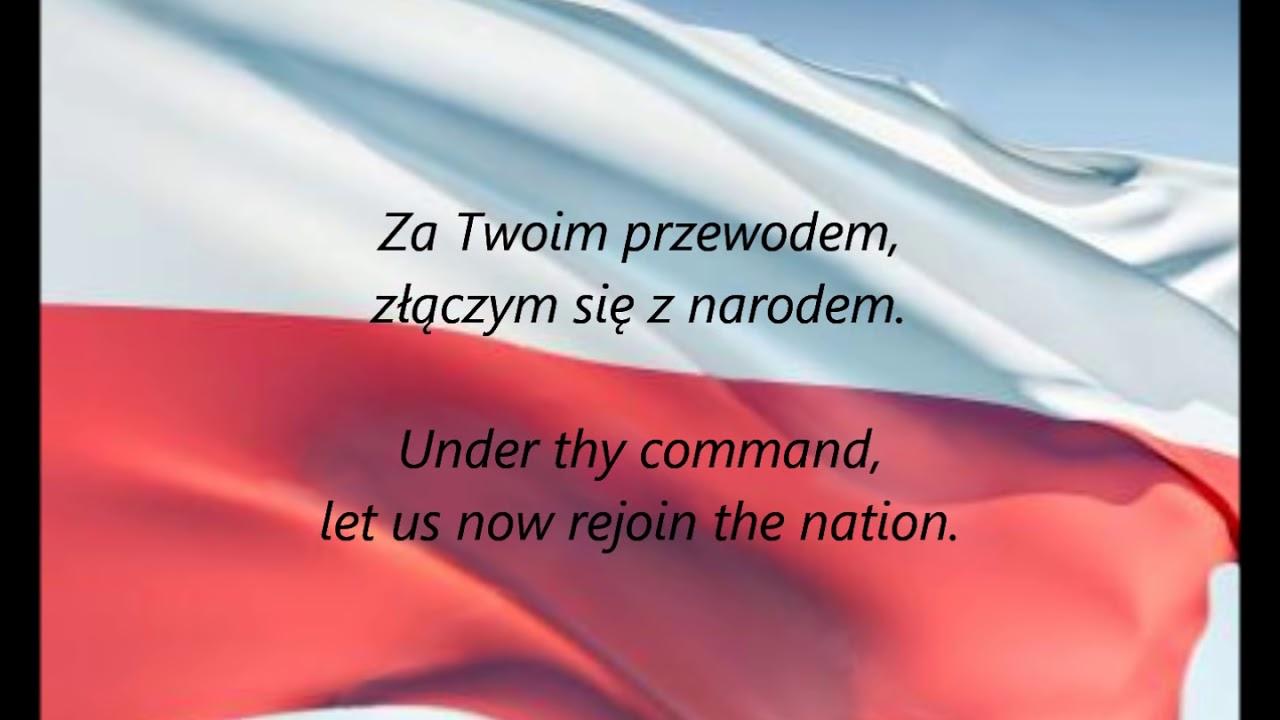 Polish National Anthem -