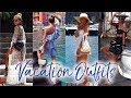 WHAT I WORE IN SORRENTO HAUL & OUTFIT IDEAS