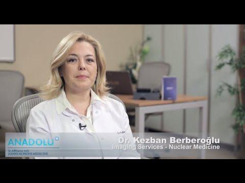 M.D. Kezban Berberoğlu- PET CT Positron Emission Tomography Nuclear Medicine