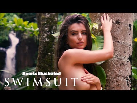 Emily Ratajkowski s Off Her Topless Dance Moves In Tropical Kauai  Sports Illustrated Swimsuit