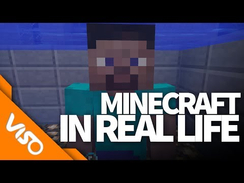 Minecraft In Real Life: How Long Can Steve Survive Underwater? [Episode 5]