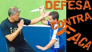 CURSO DE DEFESA PESSOAL, Defesa Pessoal CONTRA FACA aula 03
