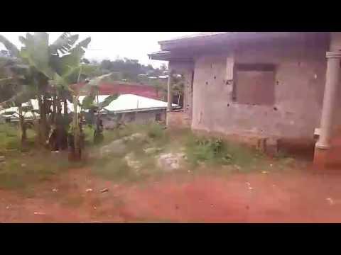 Maison vendre yaound cameroun r youtube - Materiaux de maison ...