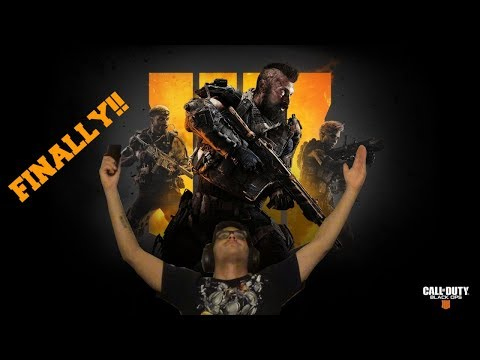 First 50 minutes of Call Of Duty Black Ops 4 Multiplayer