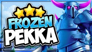 TH 10 Frozen PEKKA 3 Star Attack Strategy | Easy TH 10 Attack Strategy | Clash of Clans