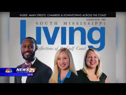 Superieur South Mississippi Living Magazine Partnering With WXXV
