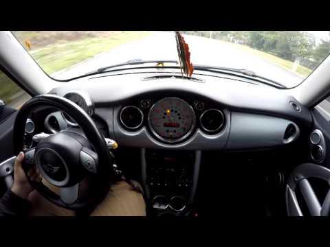 Mini Cooper S R53 0-85MPH Acceleration