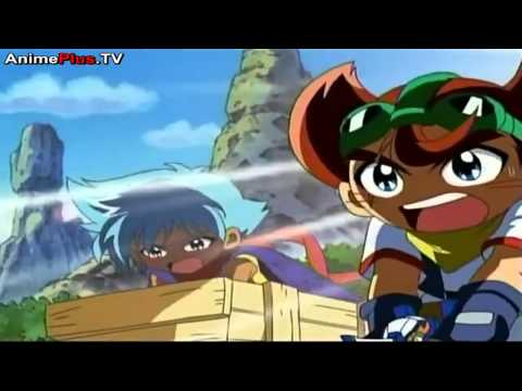 B Daman Crossfire Episode 7