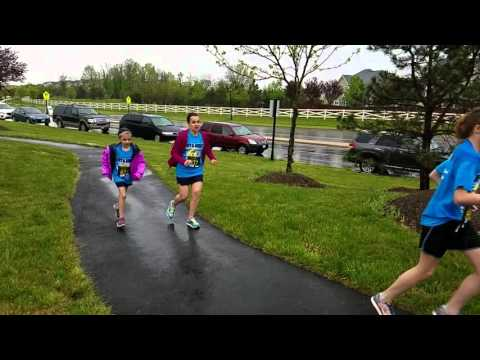 Alvey-Gravely 5K Fun Run Race Start