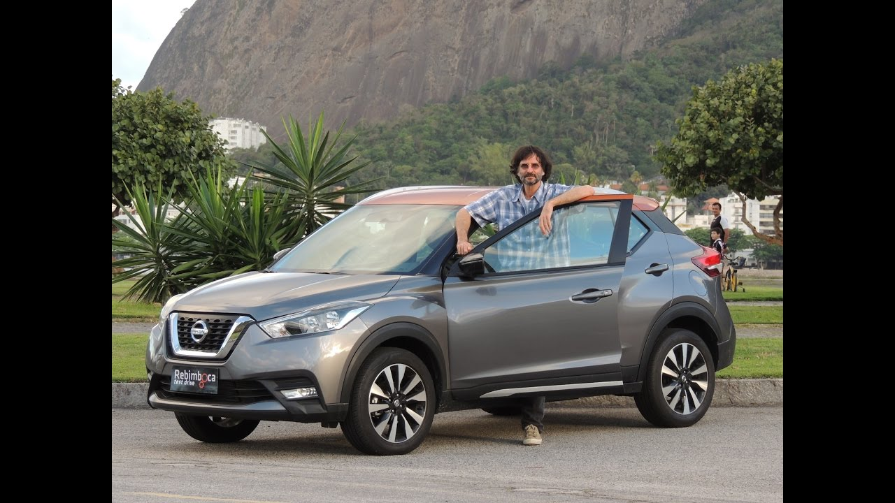 Tv Rebimboca Apresenta Nissan Kicks Sl 2017 Youtube