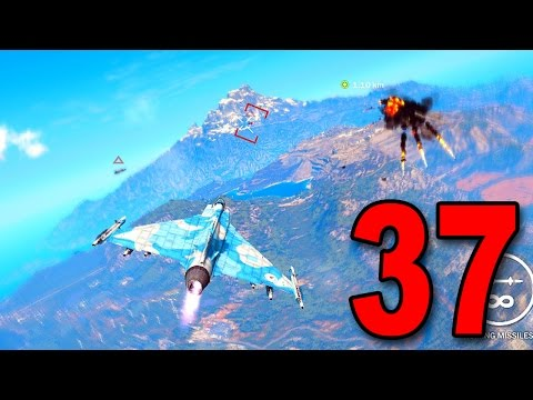 Just Cause 3 - Part 37 - FLYING A JET! (Let's Play / Walkthrough / Gameplay)