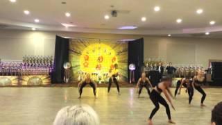 Cassie Leens school of dance - Elastic heart