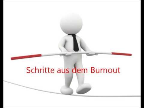 Schritte aus dem Burnout