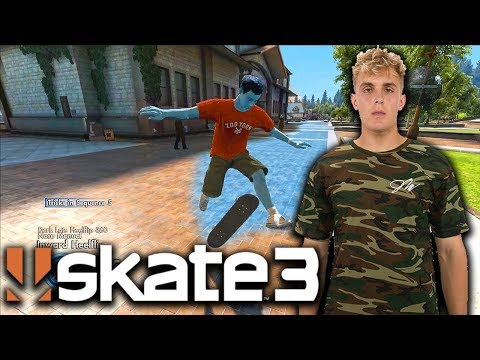 Skate 3 - Jake Paul IN GAME