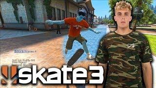 Skate 3 - Jake Paul IN GAME