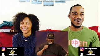 Patrice O' Neal - Nasty Show Part 2 Reaction!!