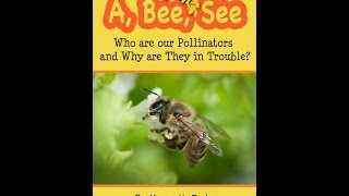 A Bee See video reading of children's book on how to save the bees