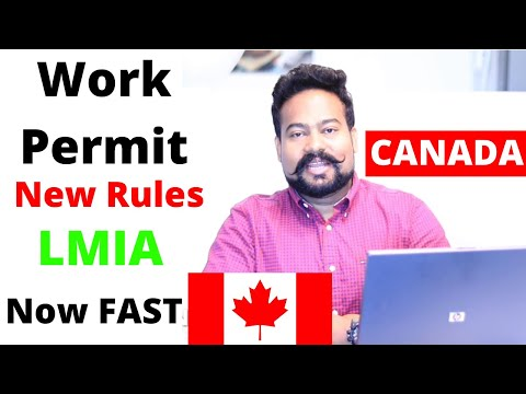 Canada Work Permit New Rules 2020 I Fast Processing For Demanding Occupations By Canadian Shaan