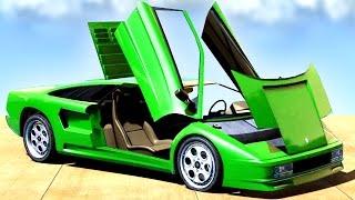 NEW $2.000.000 CLASSIC SPORTS CAR! (GTA 5 Funny Moments)