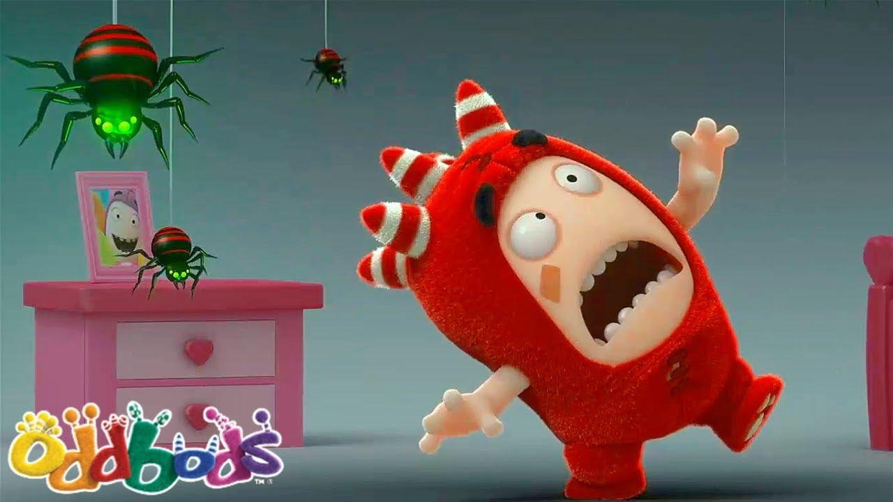 Böcekler Vızıldıyor | Oddbods | YENİ | Çocuklar Için Çizgi Filmler