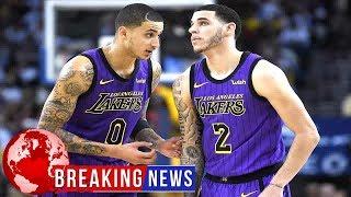 Kyle Kuzma decision will determine Lakers' Anthony Davis fate
