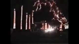 Батуми 2004. Единственный освещеный пятачок в городе