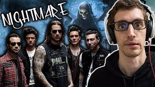Hip Hop Head 39 s FIRST TIME Hearing AVENGED SEVENFOLD Nightmare REACTION