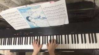 Yuri on ICE piano 弾いてみた