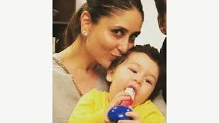 Cute 💞Taimur ali khan(tim) with Kareena Kapoor Khan and Saif Ali Khan PHOTOS