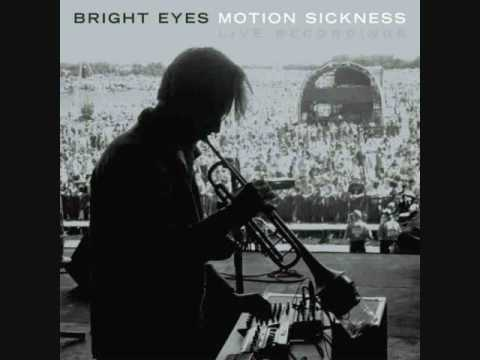make war part 1 & 2 (live) - bright eyes
