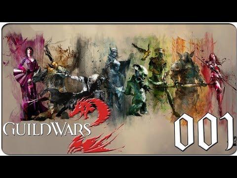 Eine neue Welt – ein neuer Charakter #001 ► GUILD WARS 2