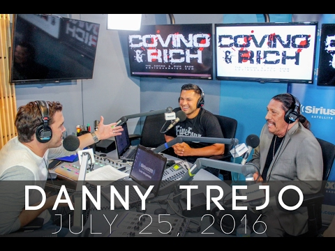 Danny Trejo with Covino & Rich