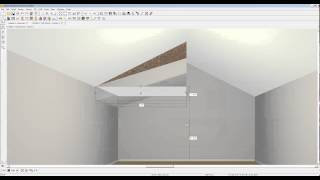 Trying To Do A Scissor Truss In Suite, Architectural And Pro 2015