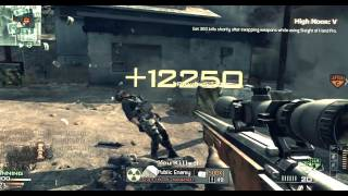 Call of Duty: Modern Warfare 3 No Scope Sniper Montage by SillyGoose