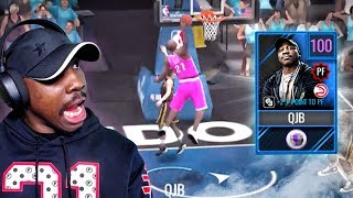 100 OVR QJB IS IN THE GAME! NBA Live Mobile 20 Season 4 Pack Opening Gameplay Ep. 46