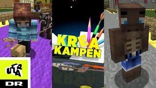 KreaKampen: Minecraft special med Den Mandige Elg | Ultra