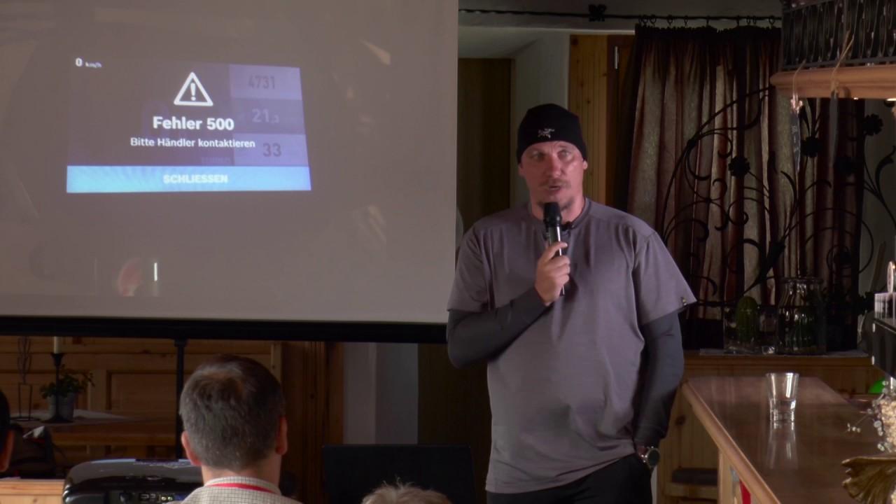 Connected E Bikes Teil 2 Dirk Wellmann Youtube