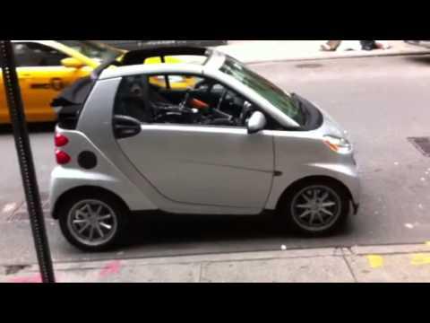 Tern bike in a Smart Car - YouTube