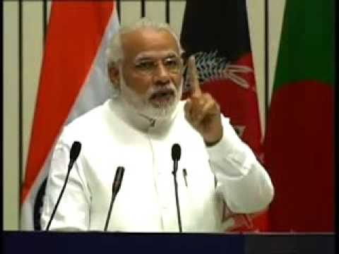 PM Narendra Modi 's speech at World Islamic Sufi Forum Confe