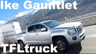 2015 GMC Canyon Takes on the Extreme Ike Gauntlet Towing Test