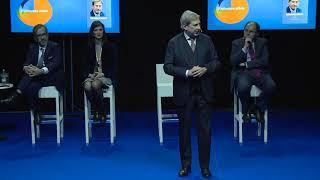 Johannes Hahn - EPPtalks Vice-President Pitch